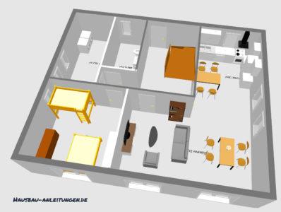 Lifestyle 18.02 S 3D Grundriss